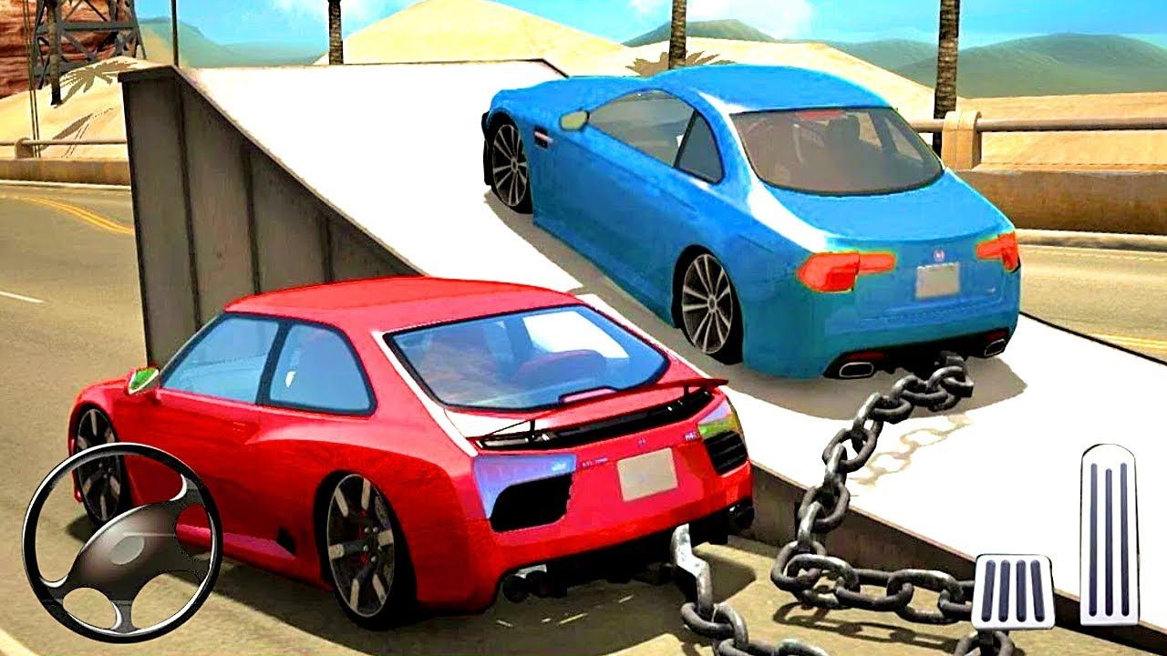 Racing Games Chained Car Racing Games 3d Android Gameplay Racing Games Car Games Games