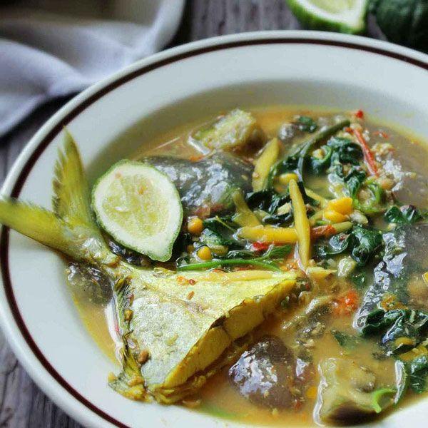 Papeda Sago Congee Maluku And Papua Indonesian Food Resep Seafood Masakan Indonesia Dan Resep Masakan