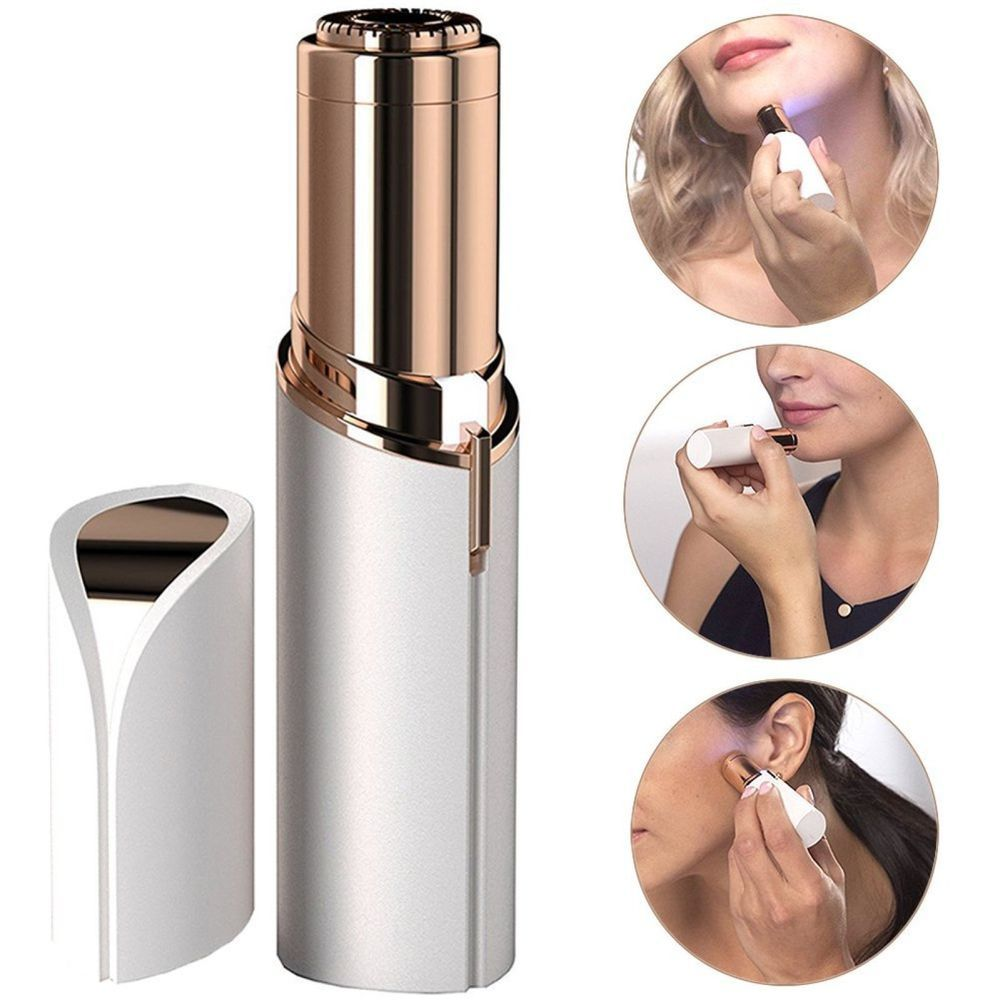 Finishing Touch Flawless Women S Painless Facial Hair Remover