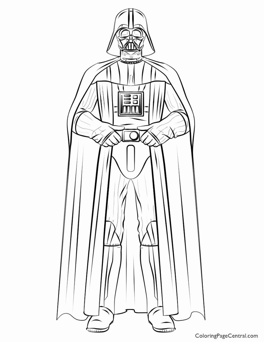 Lego Darth Vader Coloring Pages Unique Darth Vader Coloring Pages Coloring Home Star Wars Drawings Star Wars Colors Star Wars Coloring Book