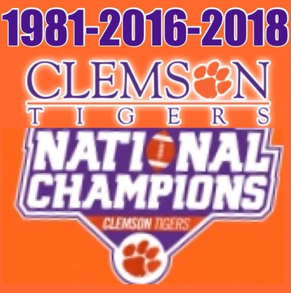 Pin By Ashley Menke On Go Tigers In 2020 Clemson Tigers Football Clemson Fans Clemson Tailgating