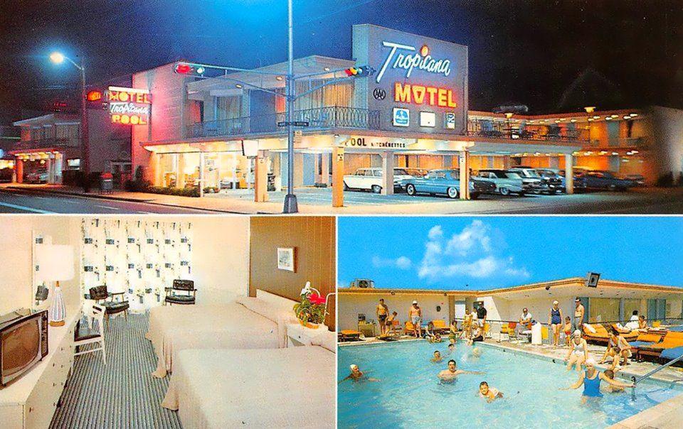 Tropicana Motel Atlantic City Nj Atlantic City Tropicana Motel City