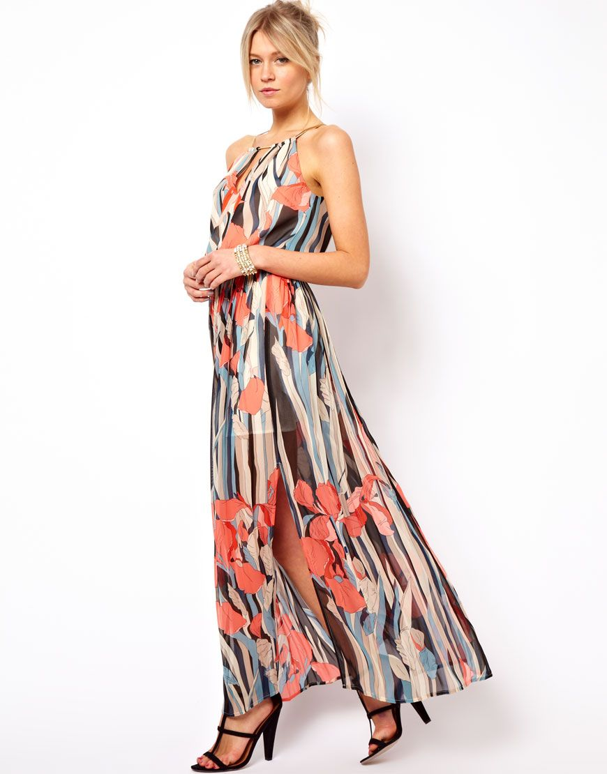 Maxi dresses for summer ball