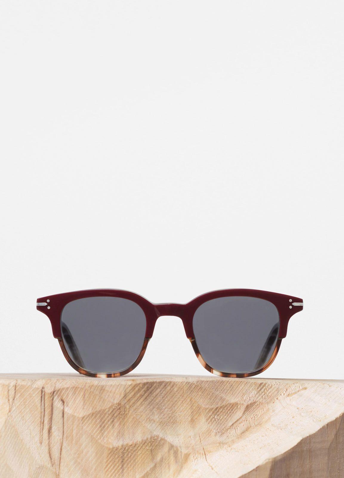 7ffc05f58599 Erin Sunglasses in Acetate - Céline