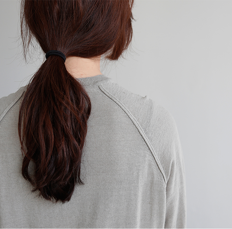 Low ponytail #hair #hairstyle