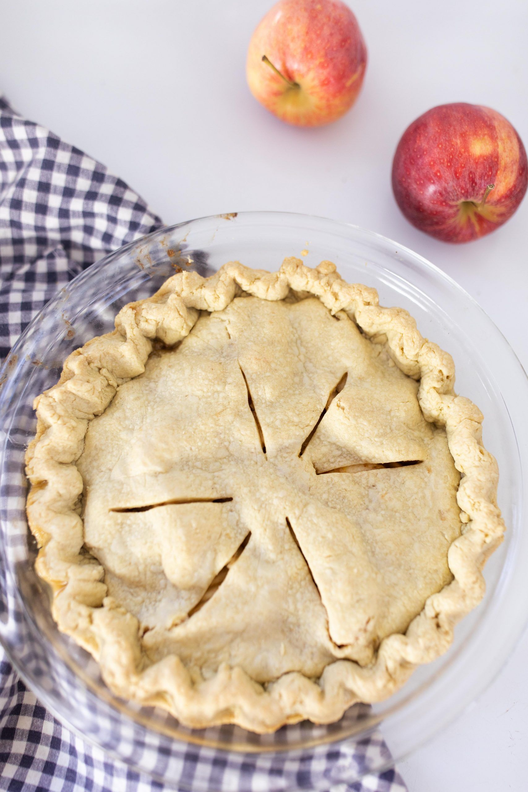 Apple Pie Recipe With Einkorn Crust Recipe Homemade Apple Pies