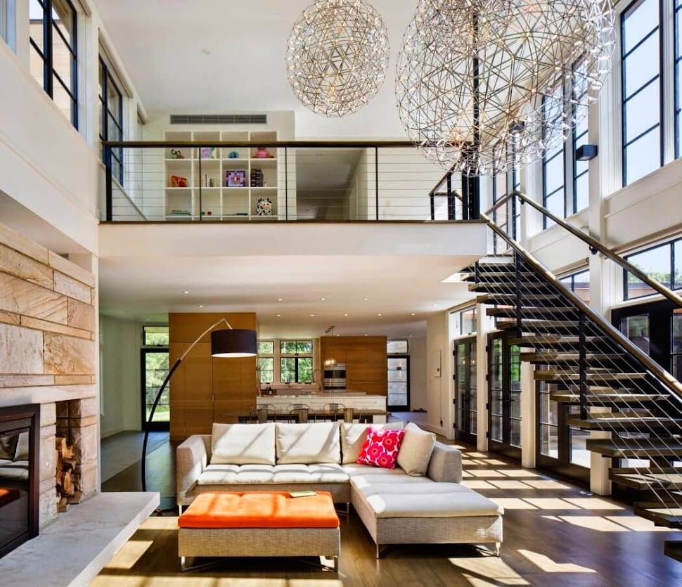 interior beautiful living room concept. Most Beautiful Living Room Concept Its Double Highted \u0026 Gorgeous With Modern Style Of Furniture Set Interior
