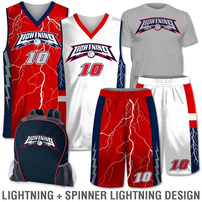 42a9f10f8a4 Discounted Basketball Team Pack Elite Double Double includes  2  Non-Reversible Sublimated Uniforms