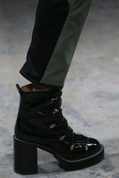 Autumn/Winter Shoe Trends   British Vogue