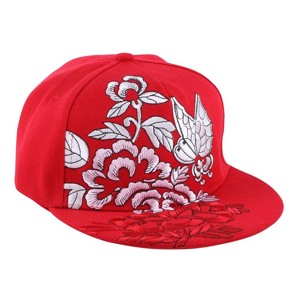 966d4fb36b new fashion men women brand baseball cap white red black embroidery ...