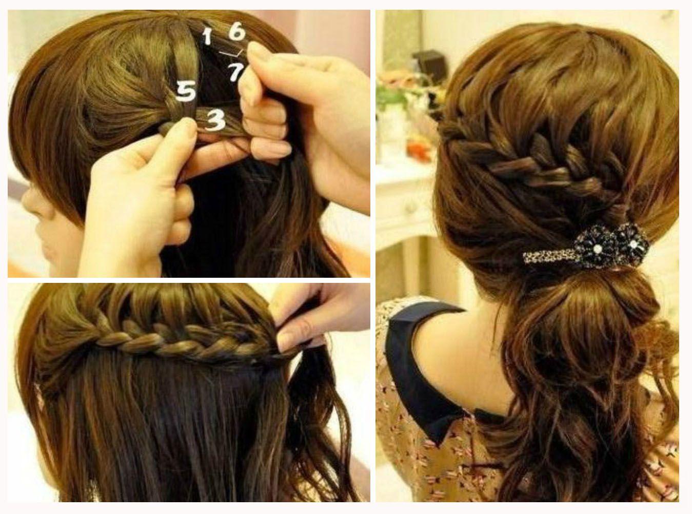 Peinados paso a paso de adolecentes buscar con google - Ver peinados de fiesta paso a paso ...
