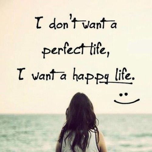 Beau I Donu0027t Want A Perfect Life