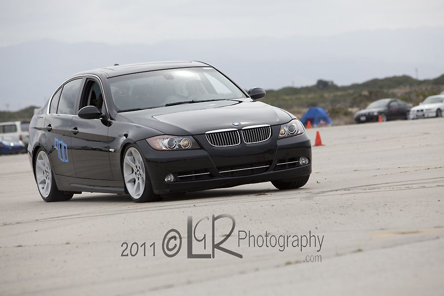 Another Stock Black E90 330i Before Any Modifications Suv Car