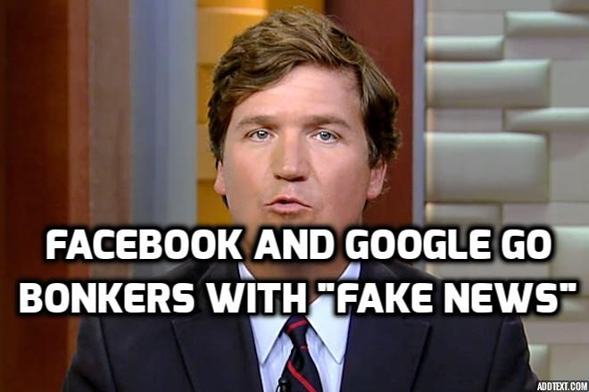 Fake News Story Claiming Tucker Carlson Died Goes Viral (Video)