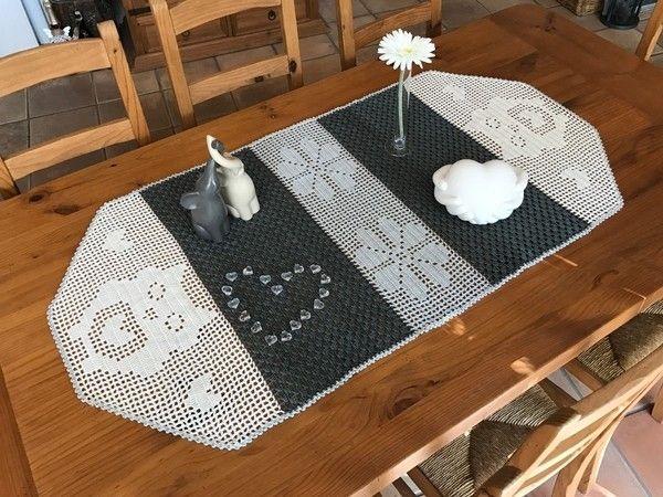 Der Tischläufer Mit Eulenmotiv Tischdeko Wird Dir Viele