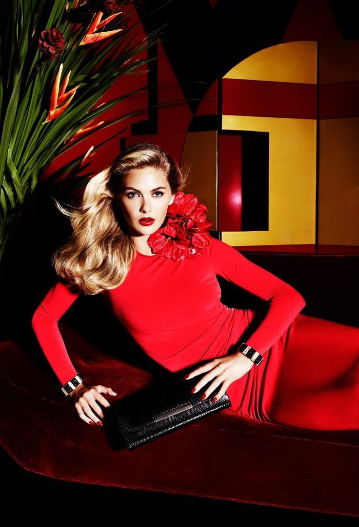 GUESS Holiday 2015 Ad Campaign