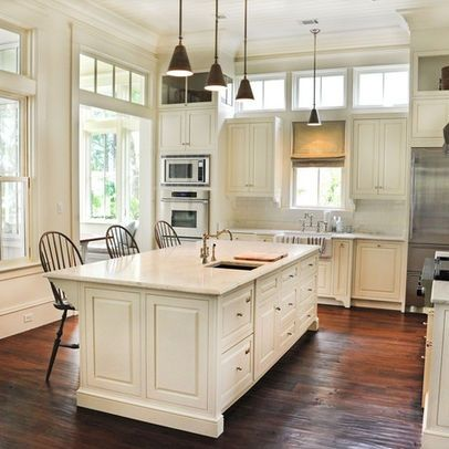 Image Result For Transom Windows Above Kitchen Cabinets Home Kitchens Kitchen Remodel Kitchen Design