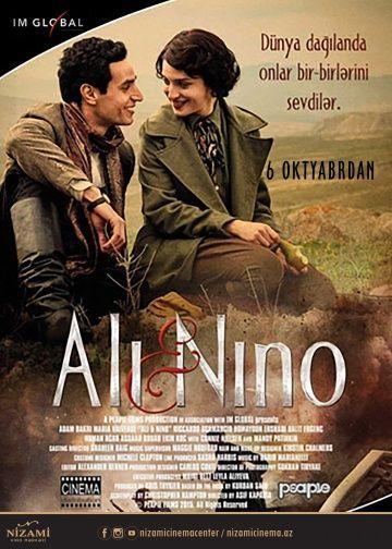 Ali I Nino Ali And Nino Polnometrazhnye Filmy Filmy Filmy Onlajn