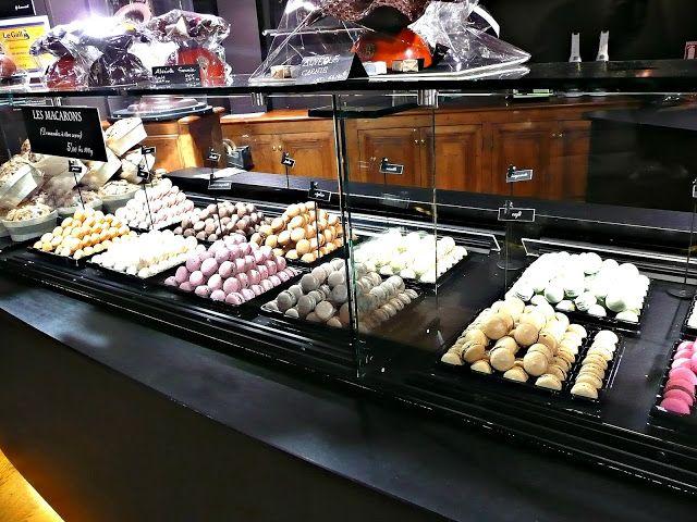 Thuis is waar je hart ligt: Mmmmmm.... Macarons van Maison Georges Larnicol