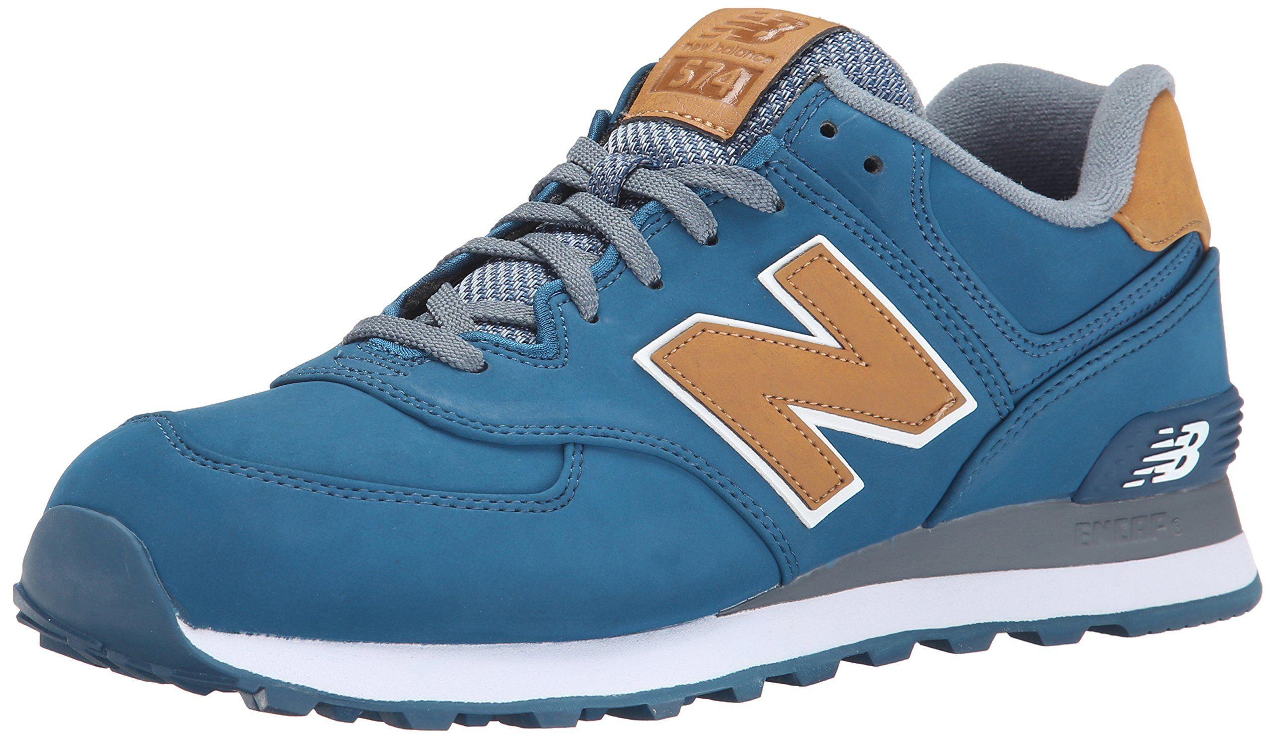 3509c0b3fdb3b Amazon.com: New Balance Men's ML574 Lux Pack Sneaker: Shoes | What ...