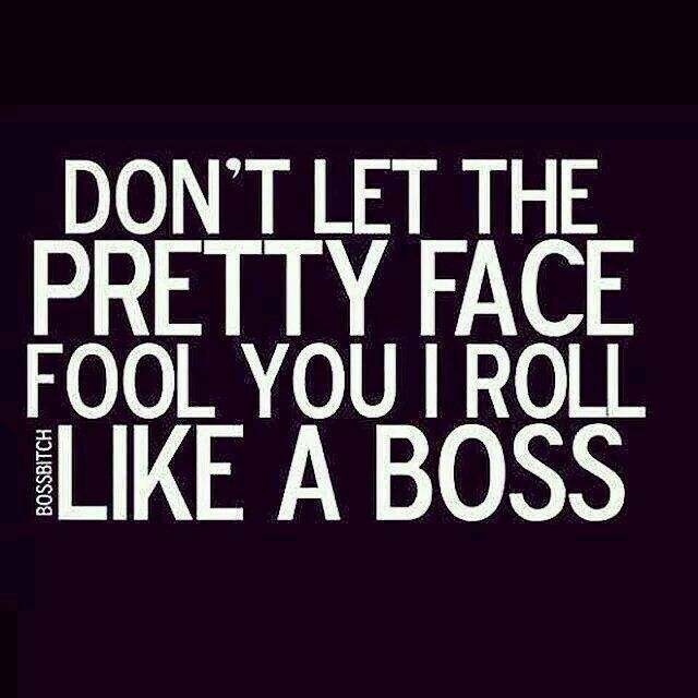 Boss Chick Quotes Unique Attitude  Bo$$  Pinterest  Attitude