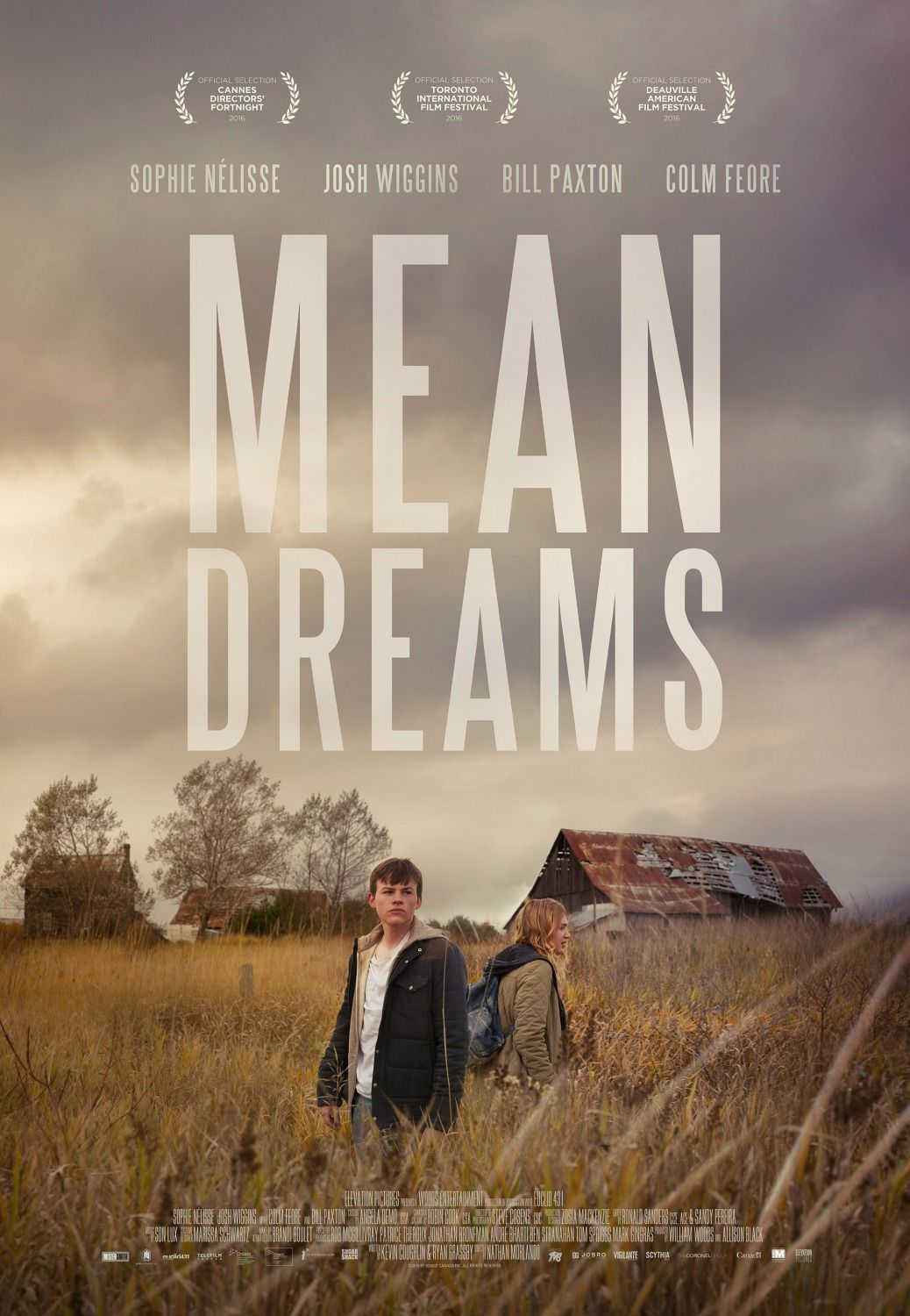 Mean Dreams Movie Poster 1