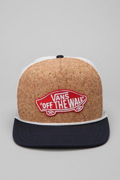 43472275ffa8aa Vans classic patch cork cap