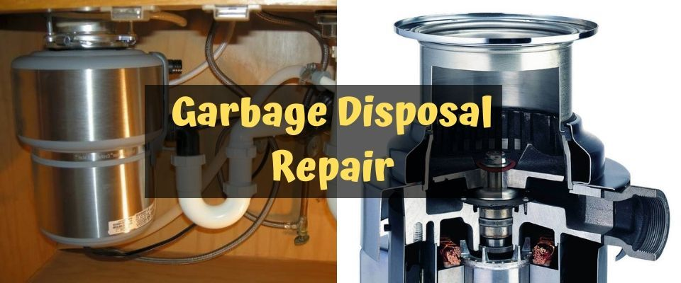 Garbage disposal repair the complete problems