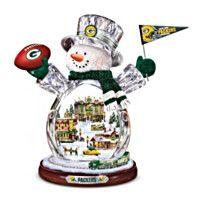 Green Bay Packers Figurine