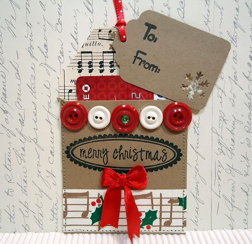 Merry Christmas Gift Card Giver | Flickr - Photo Sharing!