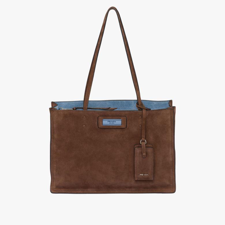 2095e184f5 Embellished nylon bag in 2019   fall 2018   Bags, Prada bag, Prada shoes