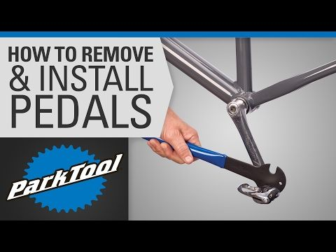 How To Change The Pedals On A Peloton Bike Youtube Peloton