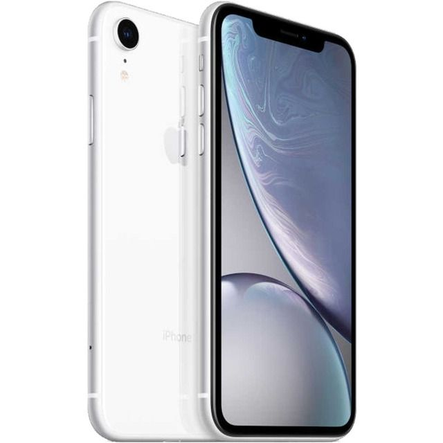 Apple Iphone Xr 64gb Blanco Móvil Libre En 2020 Iphone Apple Iphone Iphones