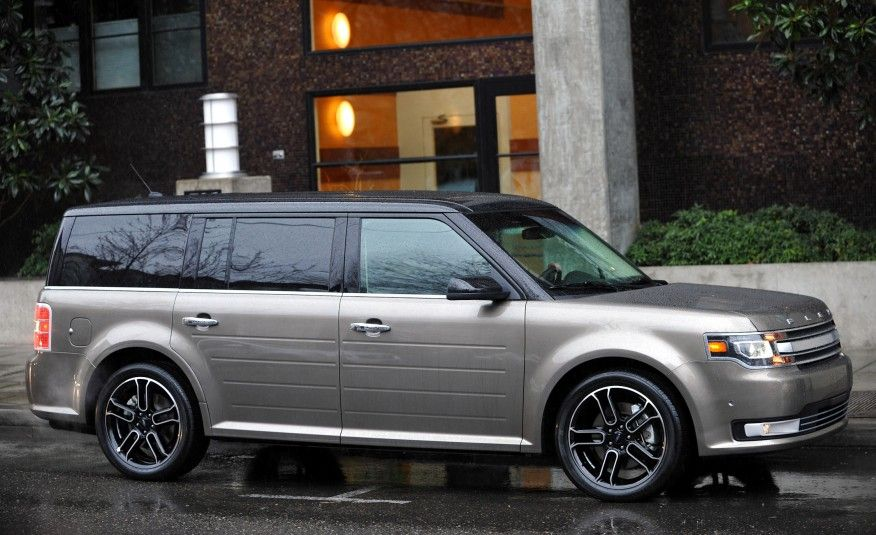 The 10 Best Cars Nobody Buys Ford Flex Car Driver Ford