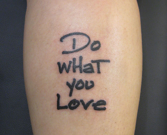 short meaningful tattoo quote on love and romance | Tattoo ...