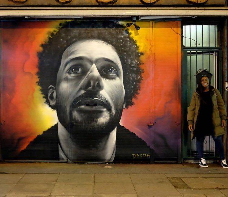 Arte callejero. Londres