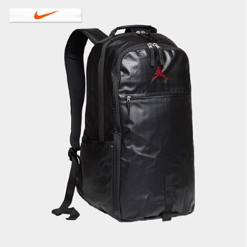 0ea969ad9 Nike Air Jordan Jumpman Backpack Black Sports Gym Hiking Cycling Bag  BA8051-010 #Jordan #Backpack