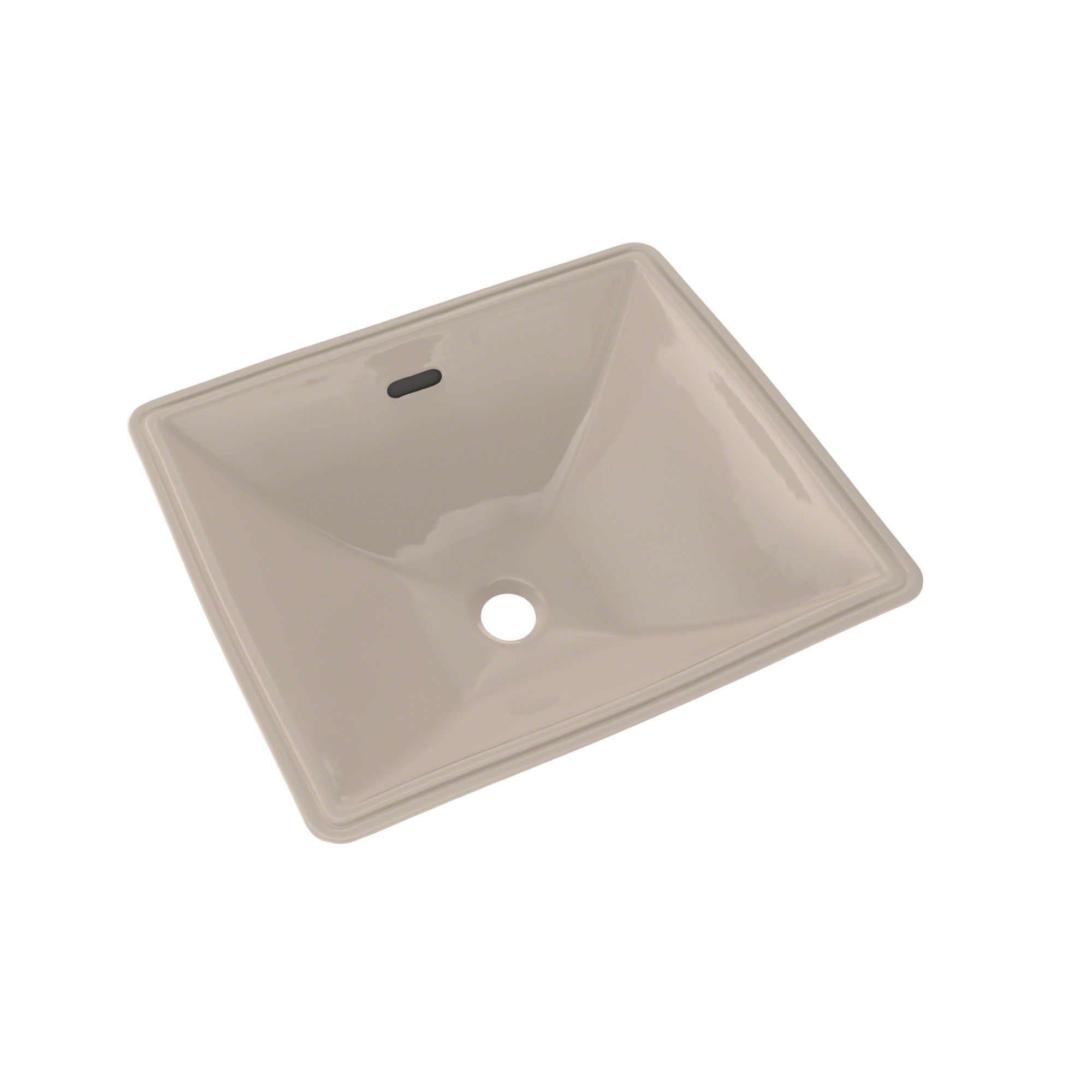 Toto Legato Rectangular Undermount Bathroom Sink With Cefiontect