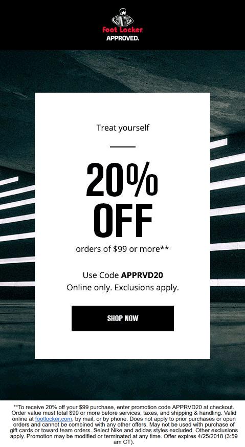 Foot Locker 🆓 Coupons & Shopping Deals! Shopping coupons