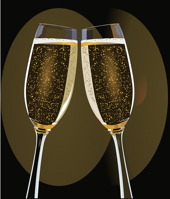 Gratis Obraz Na Pixabay Kieliszki Do Wina Wina Alkohol Friday Feeling Champagne Flute Champagne
