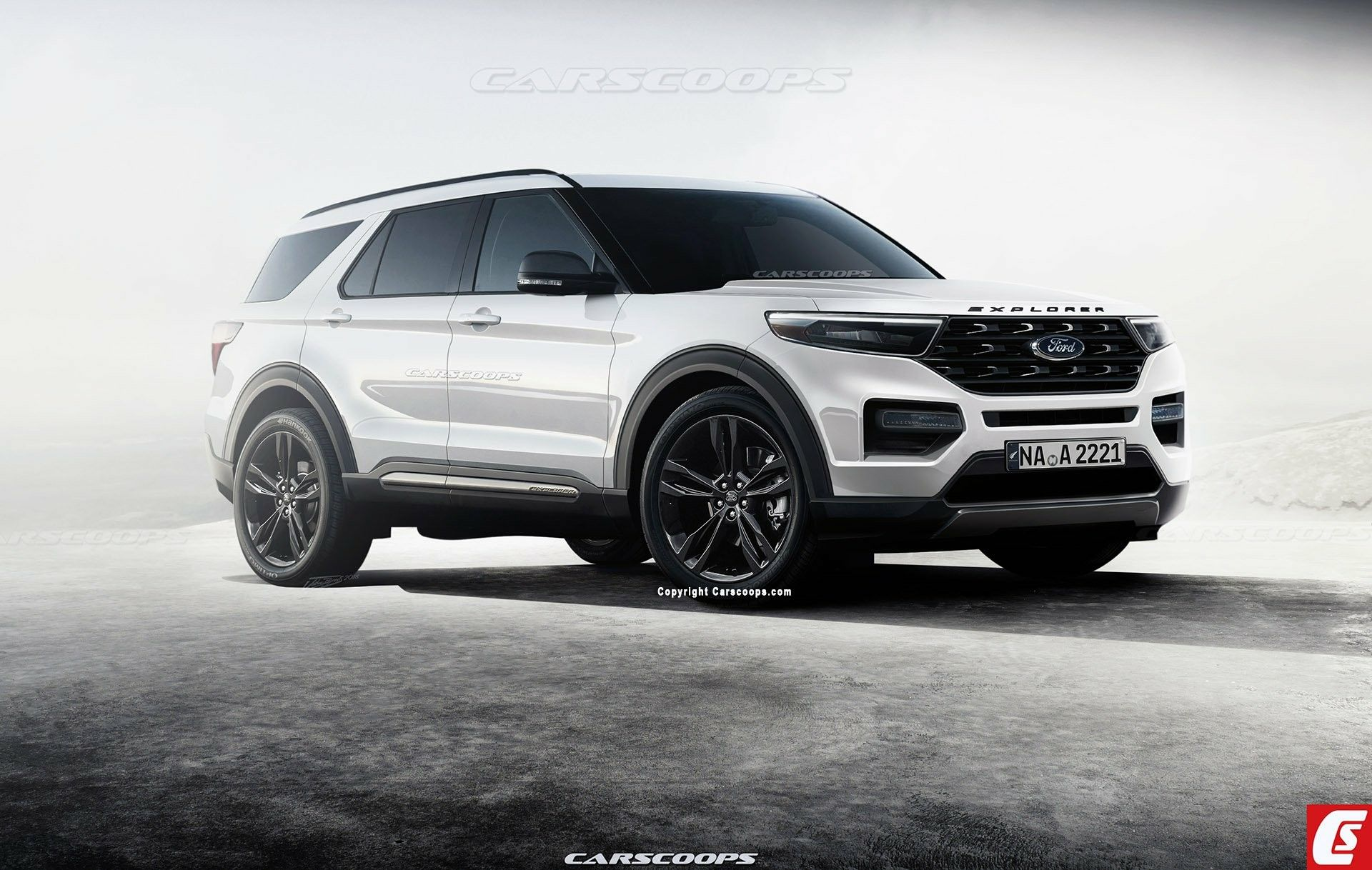 Pin by David Ha on Automotive 2020 ford explorer, Ford