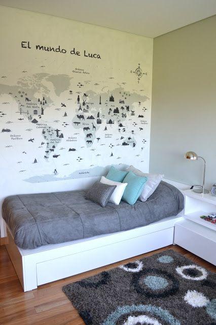 Dulce Cattaneo - Diseño de Interiores: Proyecto Hudson - Habitacion ...