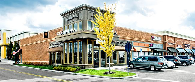 Pizza Cucinova Located At Easton In Columbus Ohio Specializes Innovative Italian Fast Casual Food That Inspires Individual Expression Through Culinary
