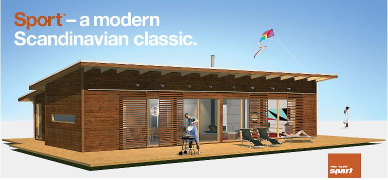 Pinc House Scandinavian Modern Housing Prefab Developments If It S Hip It S Here Scandinavian Modern House Prefab Homes Cheap Prefab Homes