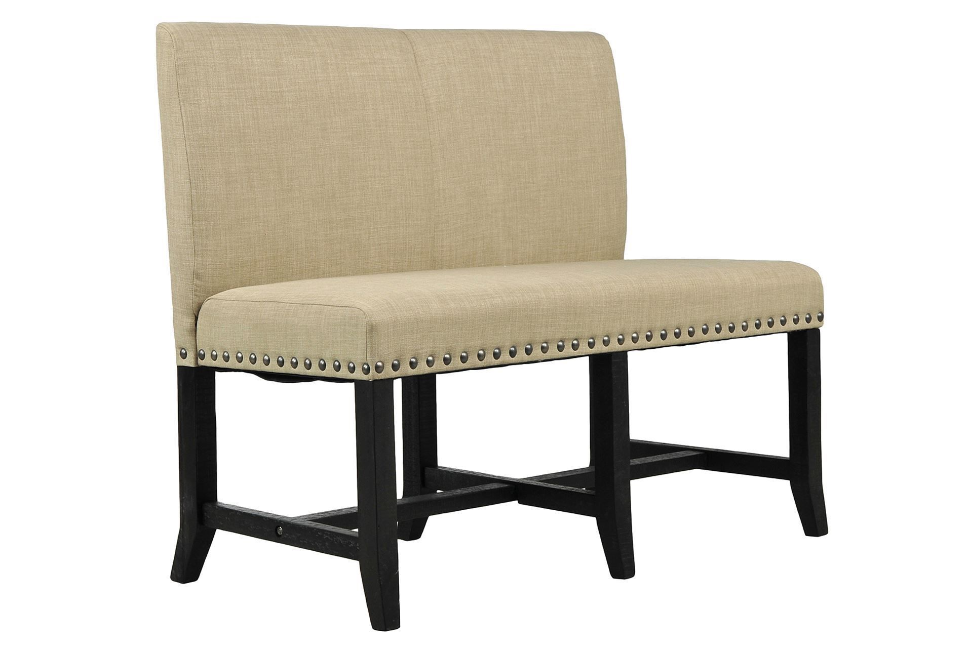 For The Dining Room Jaxon Upholstered High Back Bench