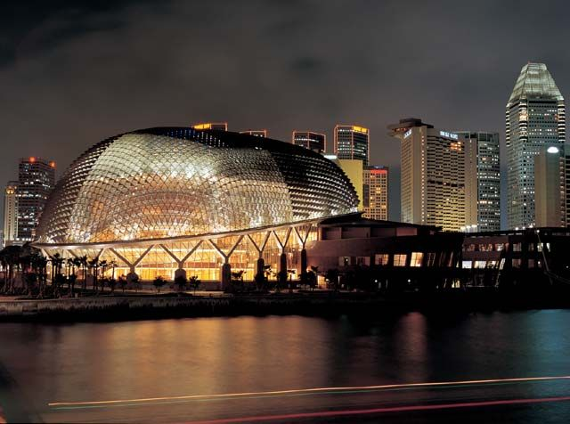 Top Travel Place Singapore Esplanade With Images Places To