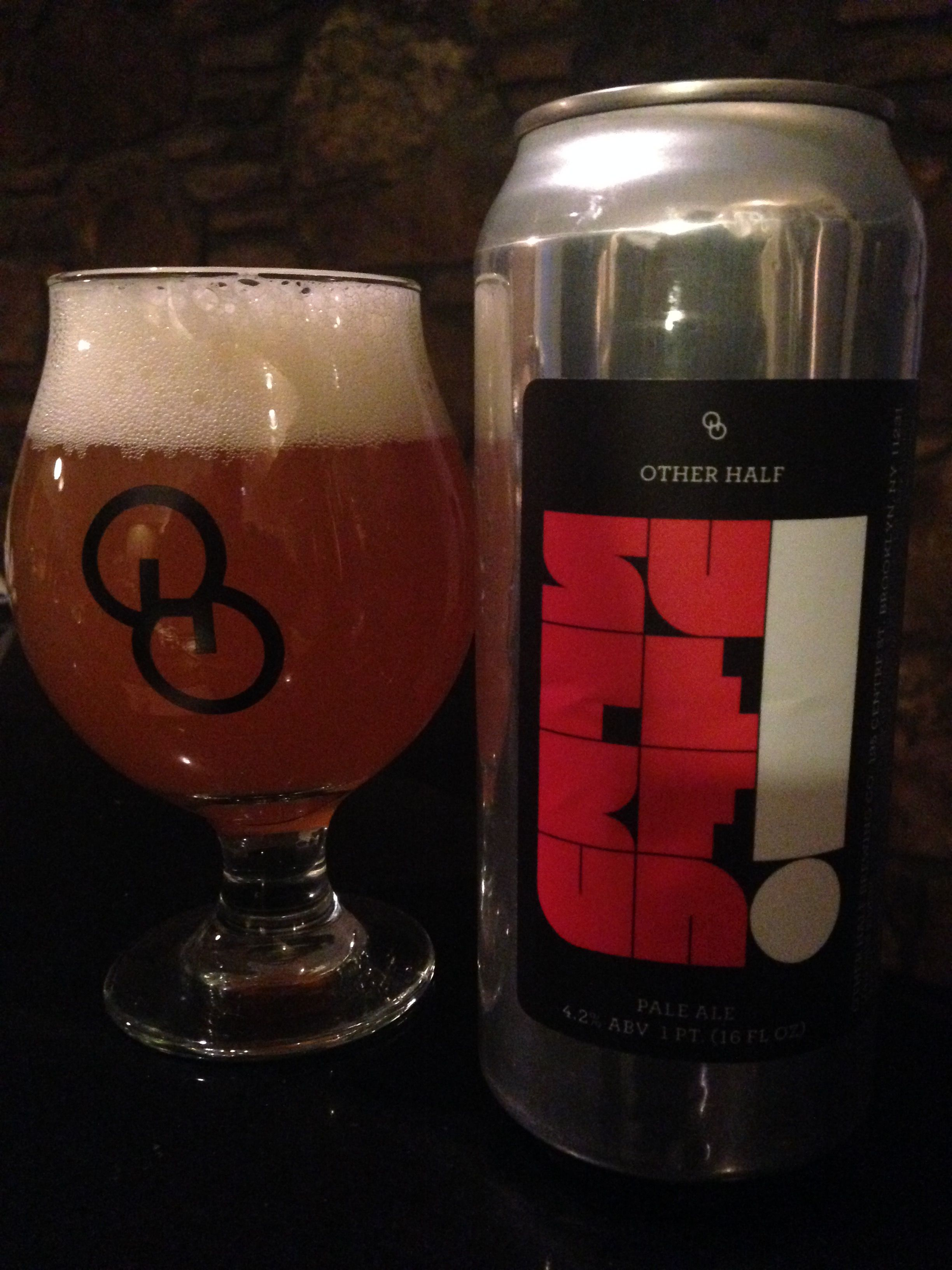 Superfun Session Ipa From Other Half Brewing Co Craft Beer Beer Label Beer