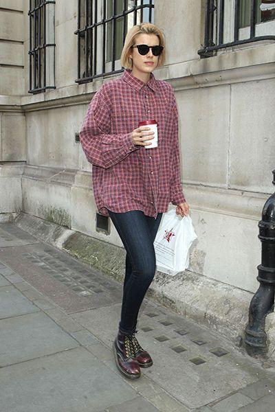 Agyness Deyn Style - Fashion Pictures of Agyness Deyn - Elle 62