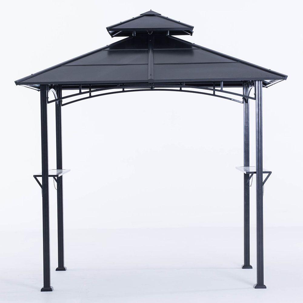 Sojag VENTURA 5' x 8' Abri pour Barbecue Charbon   Home ...