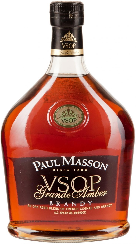 Paul Masson Grande Amber Vsop Brandy Brandy Liquor Brandy Bottle Brandy